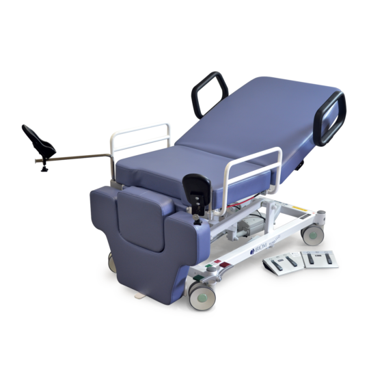ECHO-FLEX 4800-GY stretcher