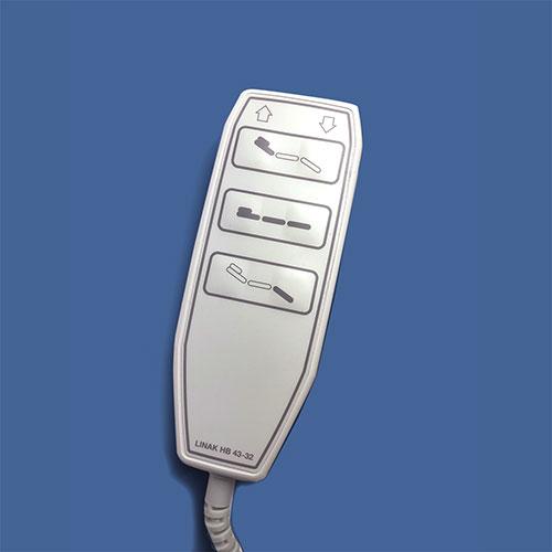 ECHO-FLEX 4800-GY Hand controller