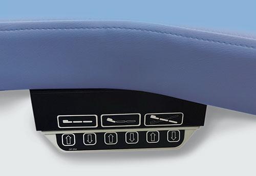 ECHO-FLEX 4400-GY button panel