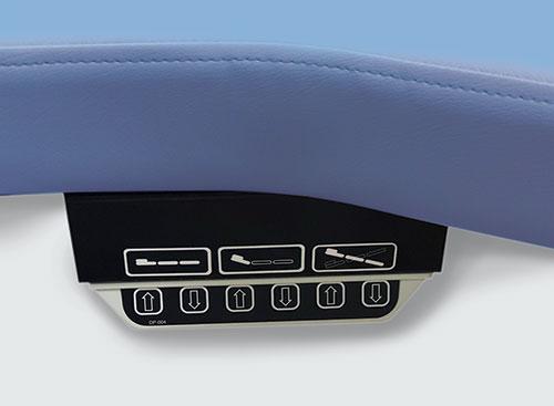ECHO-FLEX 4800-GY Button panel