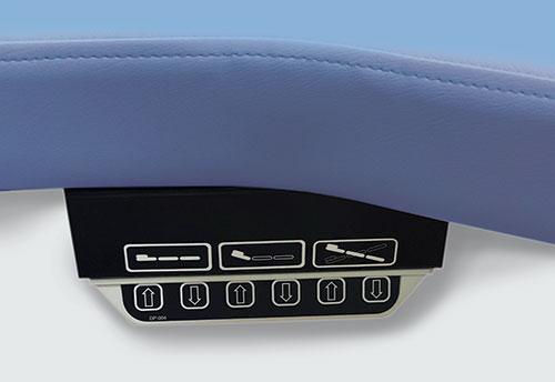 Echo-flex 5002 CA-55 Button panel