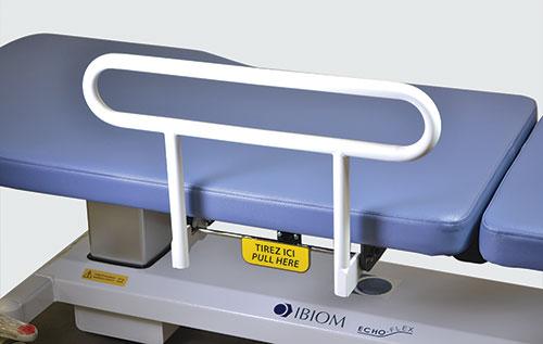 ECHO-FLEX 4400-GY side rails