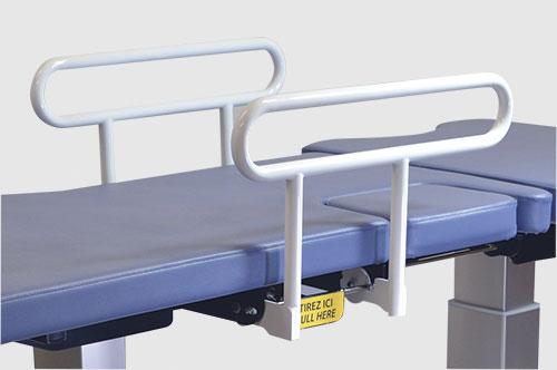 Echo-flex 5002 CA-55 Side rails
