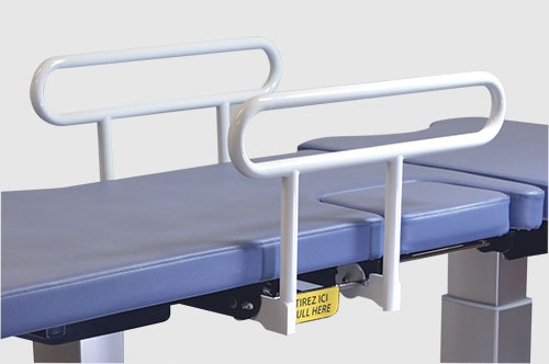 Echo-flex 5002 Side rails