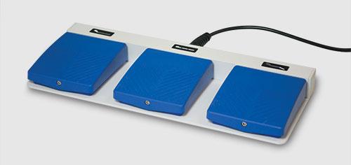 ECHO-FLEX 4800-GY Foot controller