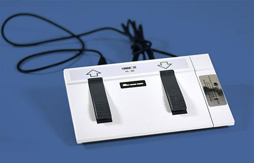 ECHO-FLEX 4400-GY foot controller